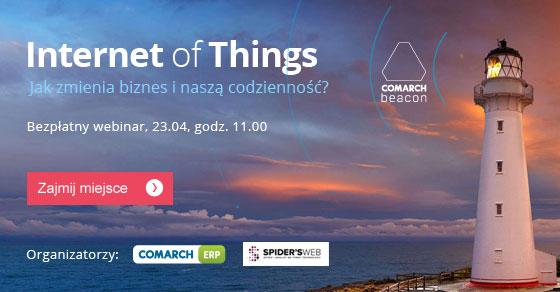 Internet of Things - zaproszenie