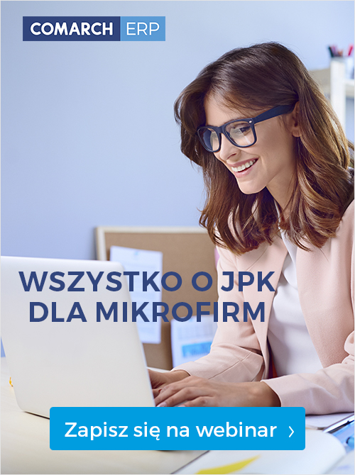 JPK - Webinar dla mikrofirm